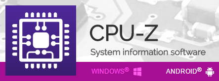 PC Apps Store: CPU-Z 1 60 1 Software Free Download - Linkis com
