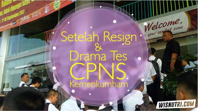 CPNS Kemenkumham 2017