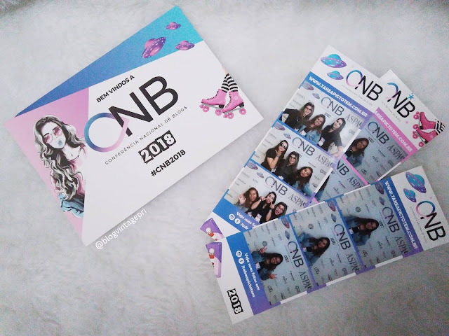 CNB 2018 + Recebidos