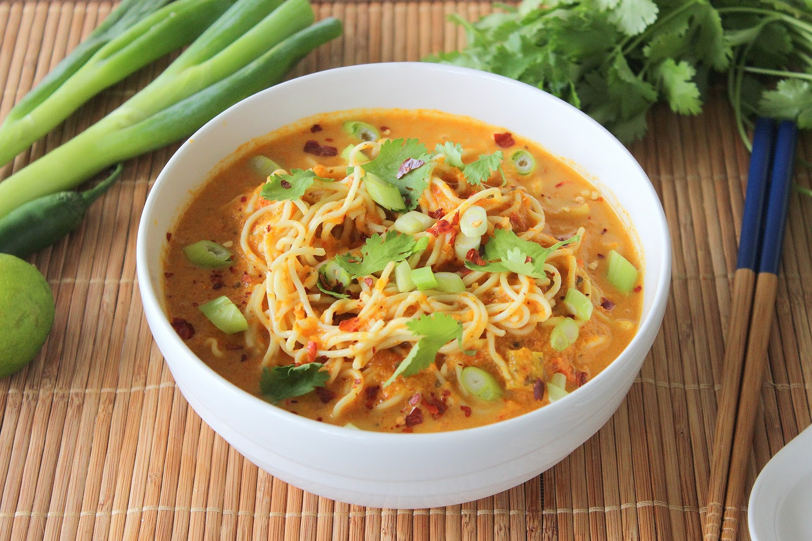 spicy chicken noodle soup recipe egg noodles