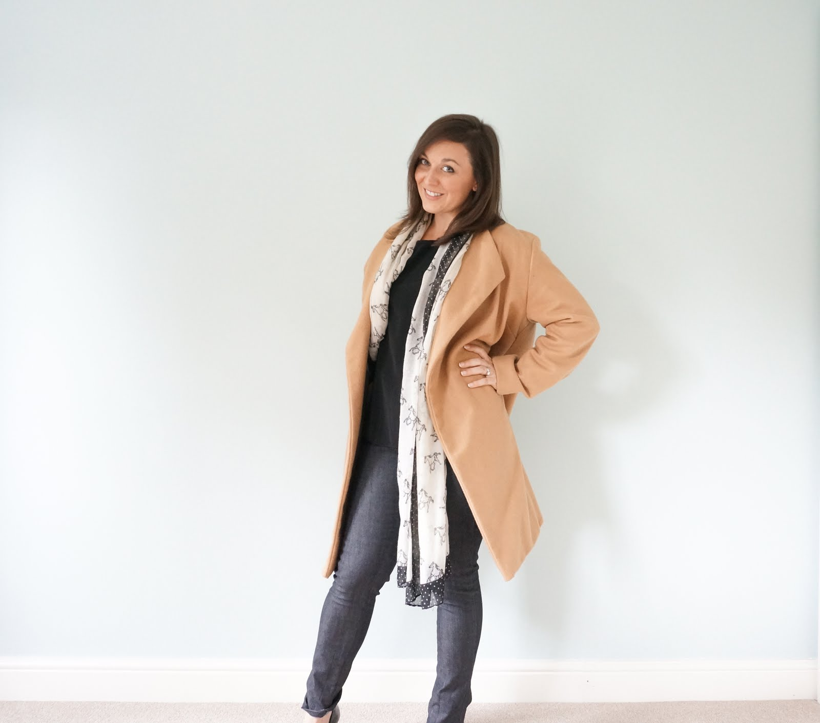 Burda 6736 Coat review by the petite passions