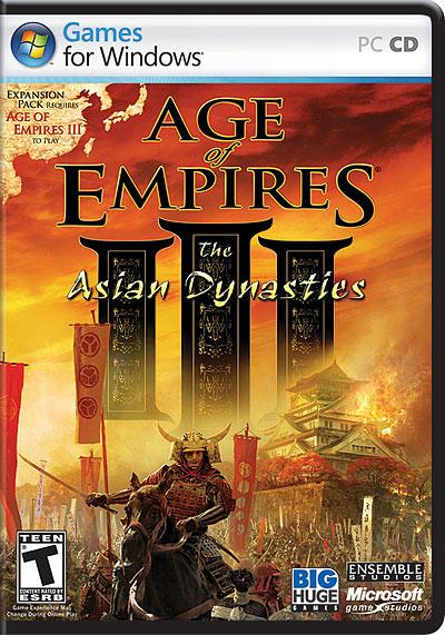 Asiandynasties - Age of Empires III Asian Dynasties For PC