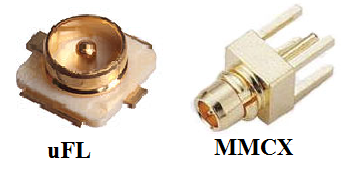uFL & MMCX Connector