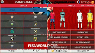 Download FTS Mod All Country + League 1 by Mr O Apk + Data Obb