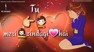 Tu Meri Zindagi Hai Neha Kakkar Whatsapp Status Love Video
