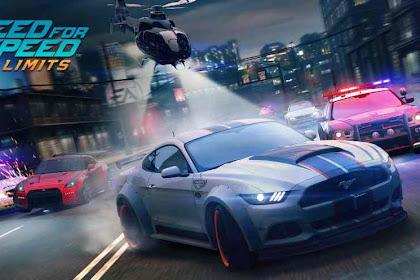 Game Balap Terbaik Android dan Ios : Need For Speed™ No Limits