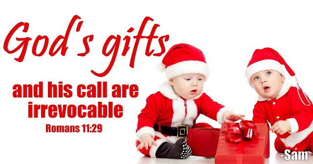 Christmas Gifts Bible Verse