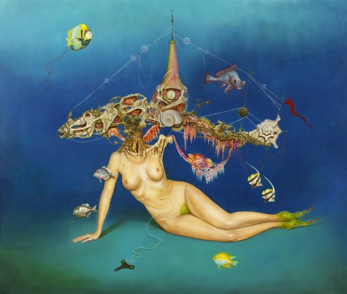 Surrealism and Visionary art: Frank Kortan