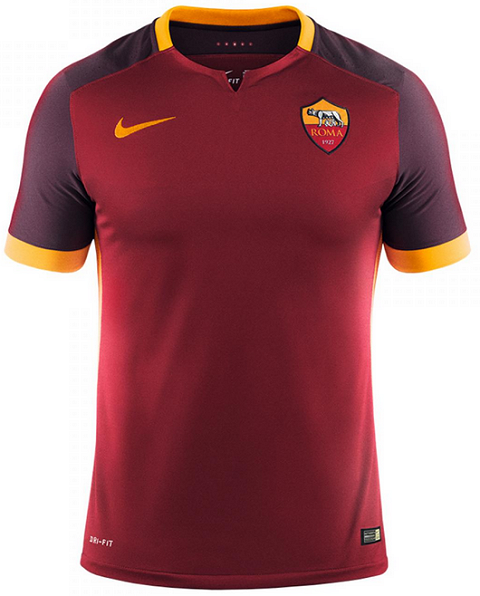 203c2f600 The new Nike kit is designed to capture the pride with which AS Roma