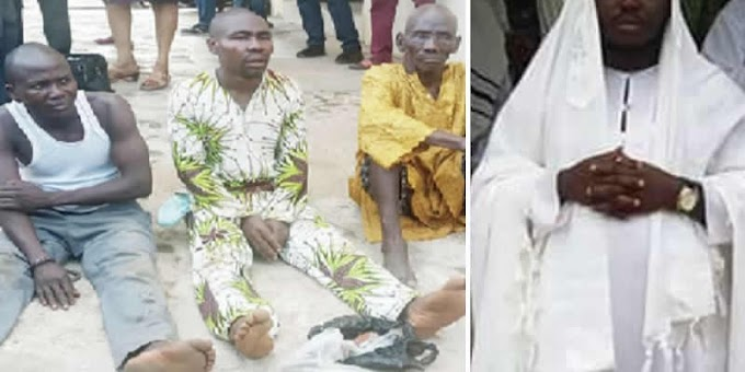 How Herbalist, ex-convict, accomplice kill white garment pastor in Ibadan