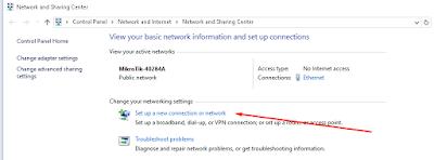 Cara Mudah Setting VPN dengan Menggunakan Mikrotik