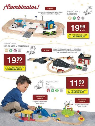 Autopistas tren interactivo set de vias