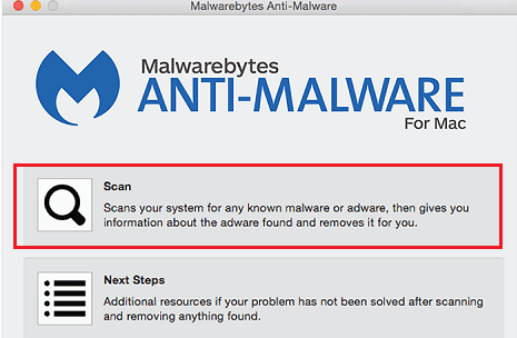 Run Malwarebyte on Slow macOS Sierra