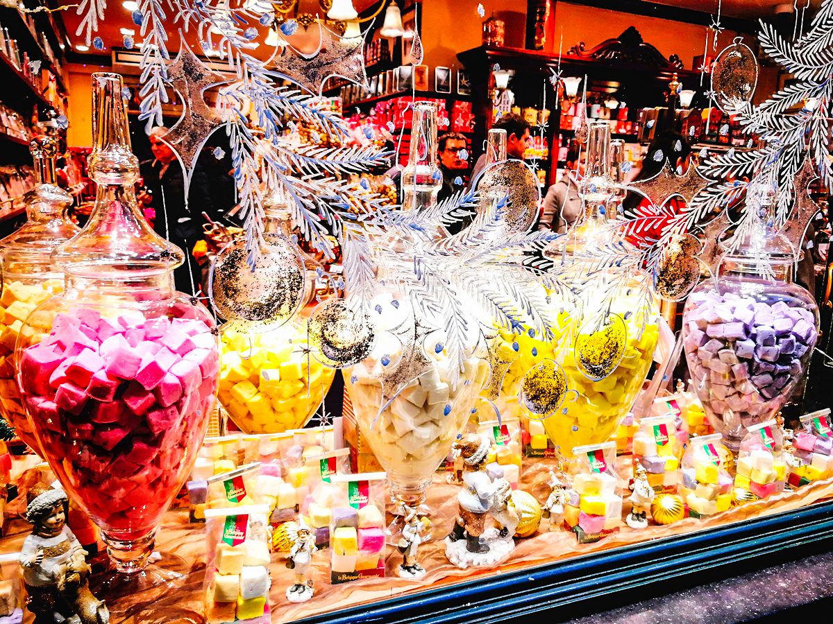 Słodycze belgijskie