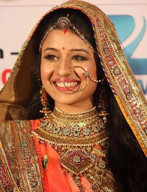 Paridhi Sharma 'Jodha' - Beauty Bazzar