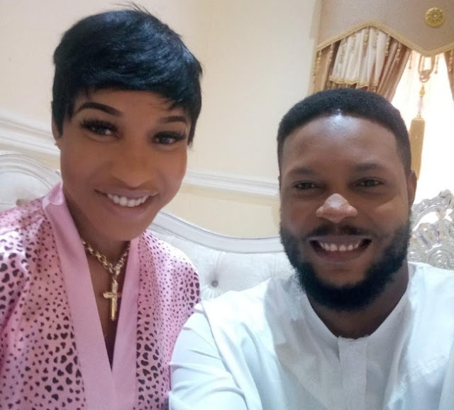 tonto dikeh remarries