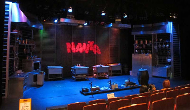 Teater Nanta di Myeong-Dong