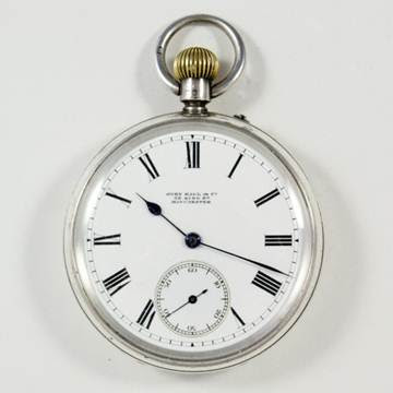 Oxford Pocket Watches