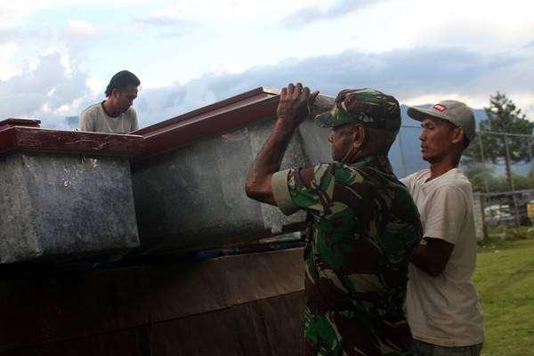 Trans Papua, Proyek Ambisi Jokowi yang Telan Korban Pembantaian Pekerja