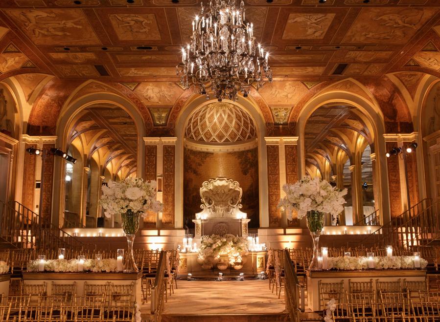 The Plaza Hotel New York NY Wedding Venue