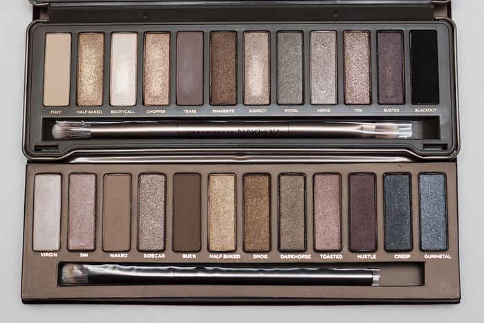 Urban Decay Naked 2 Eyeshadow Palette – CartnPay |Urban Decay Palette 2
