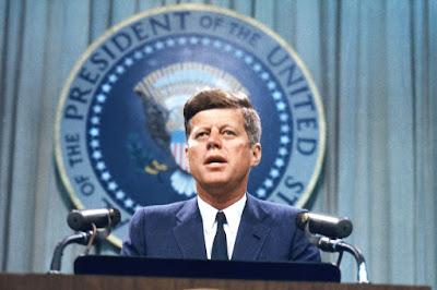 John Fitzgerald Kennedy president