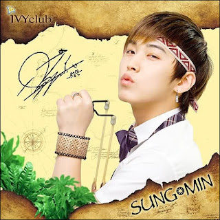 Lee SungMin – SungMin Super Junior