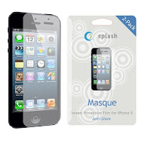 iphone 5 antiglare screen protector