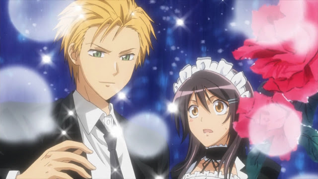 Anime Comedy Romance Kaichou wa Maid Sama