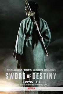 Crouching Tiger Hidden Dragon: Sword of Destiny (2016) พยัคฆ์ระห่ำ มังกรผยองโลก 2: ชะตาเขียว [Soundtrack No Thai]