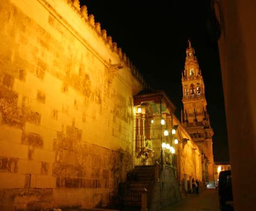 Visit the Mezquita and Córdoba on our Andalucian Guided Bike Tour