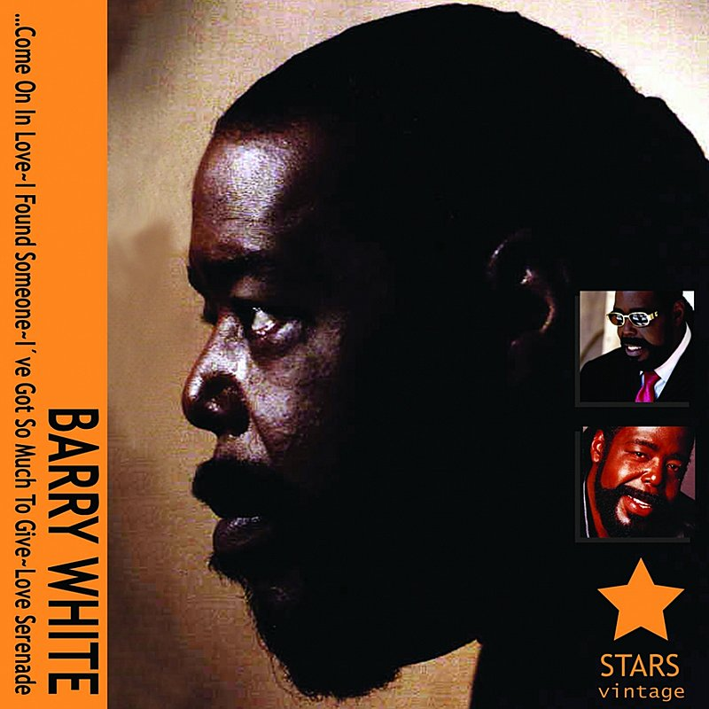 Barry White - I'm Gonna Love You Just A Little on Barry White Album (1973)