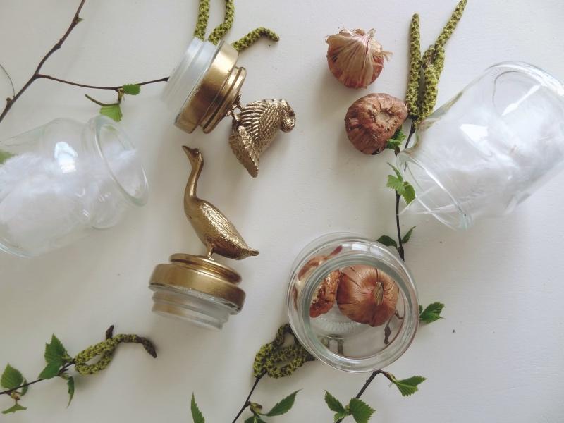 Słoiczki DIY, pomysł na Wielkanoc, Wielkanoc, prezent na Święta, Święta Wielkanocne