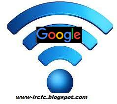 Google Free Wifi Available