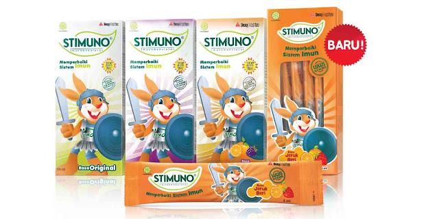Stimuno untuk Balita-manfaat Stimuno untuk Balita