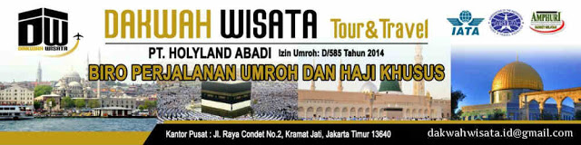 Paket Umroh 2015 Khazzanah Tour and Travel
