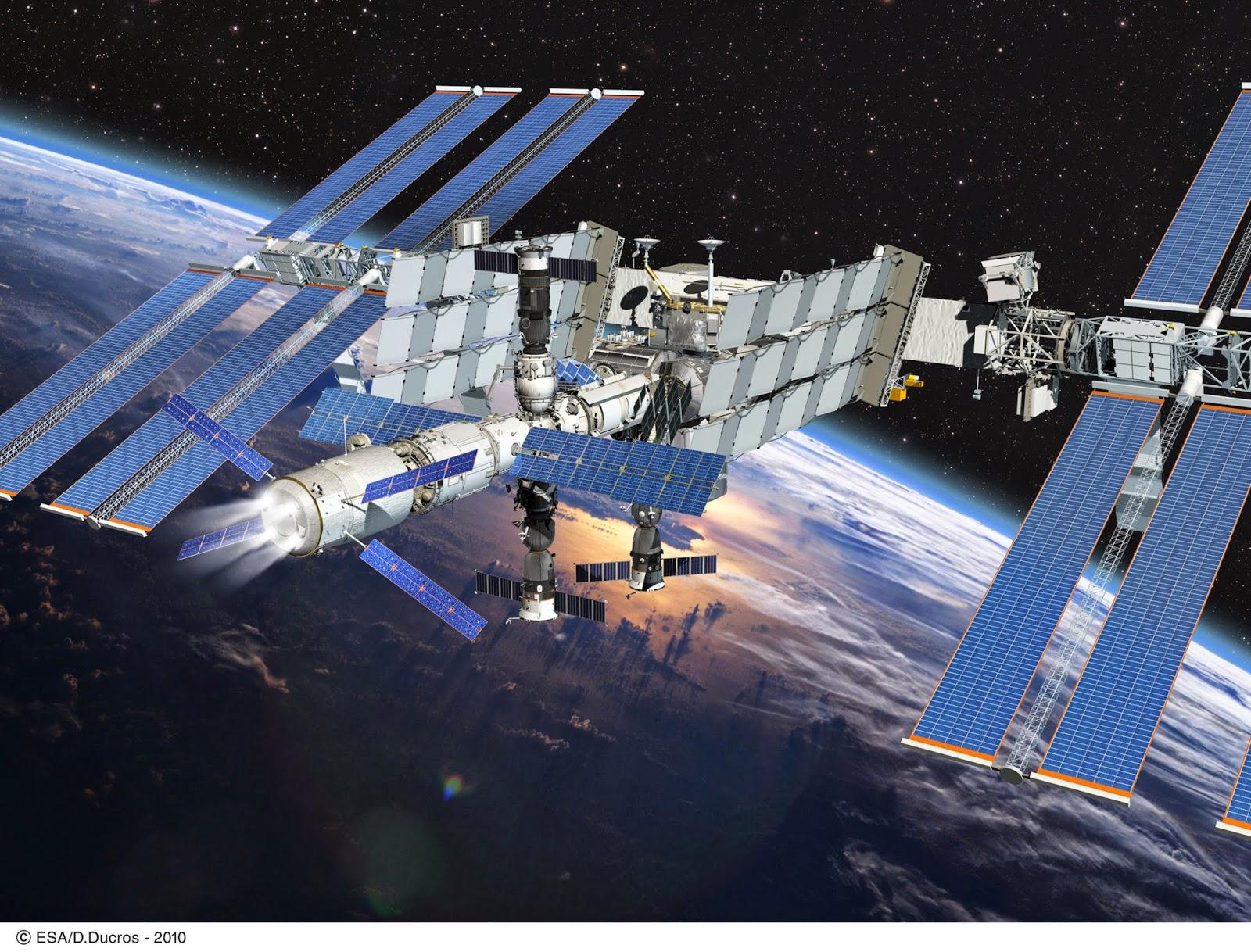 international space station speed - photo #30