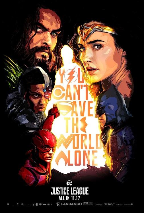 [Review] Justice League: Bersatunya Superhero Untuk Menyelamatkan Semesta #Description: Title: Justice...