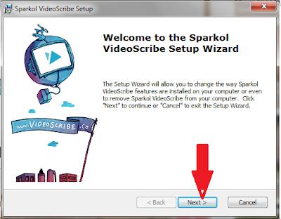 Cara instal sparkol vidio sucbrie ofline