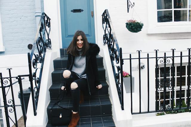 Outfits viaje Londres