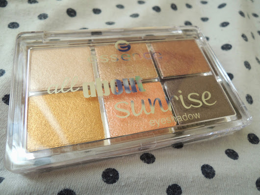 essence All about sunrise Review + Swatch