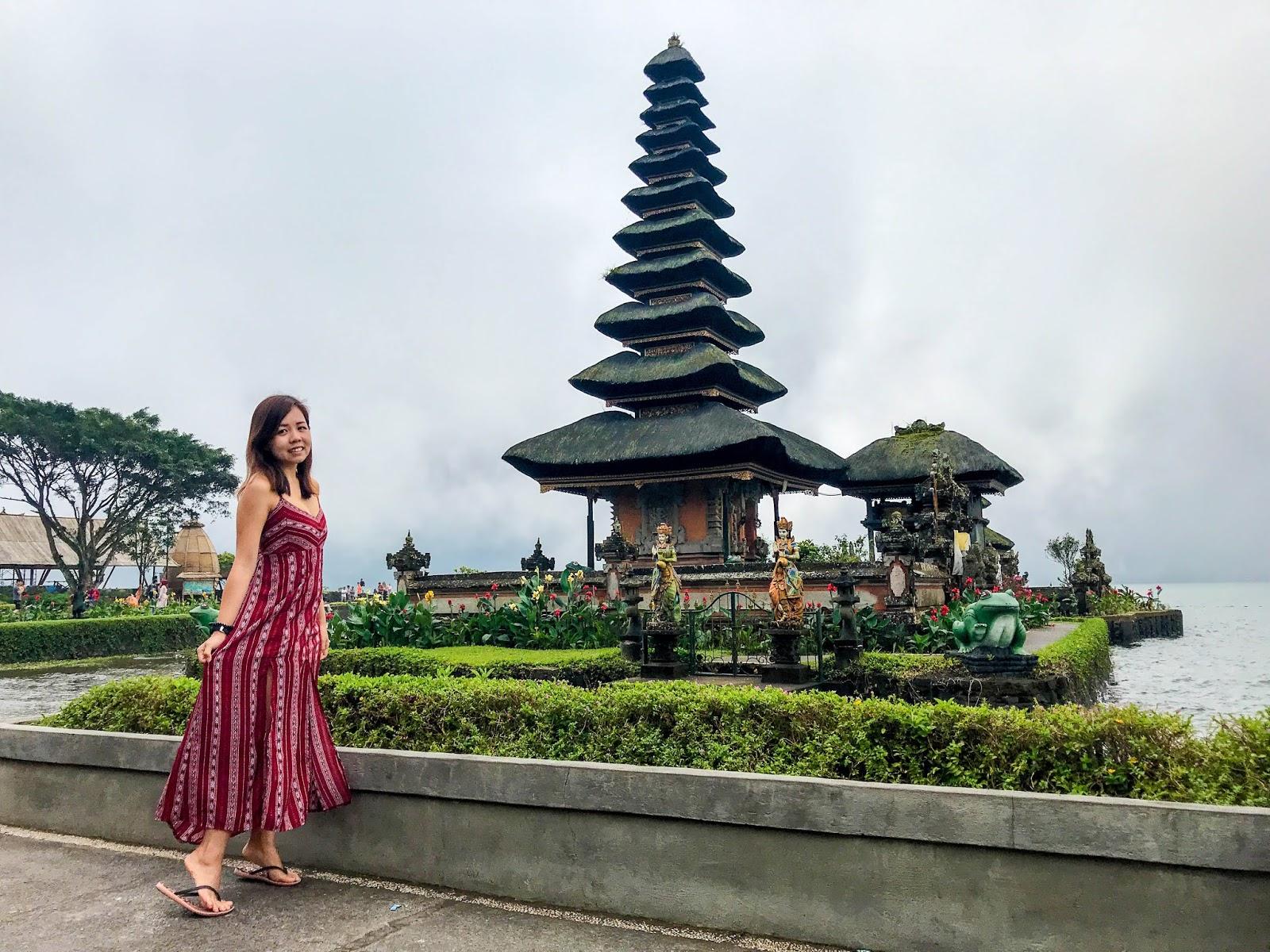 Catchingtravels Pura Ulun Danu Beratan The Jewel Of North Bali