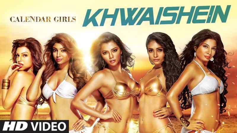 Khwaishein Video Song  Calendar Girls 2015 By Arijit -4231