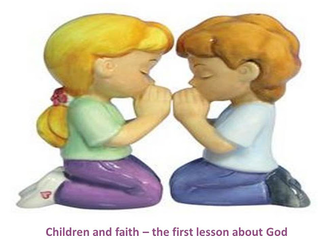 The, first, lesson, about, God,