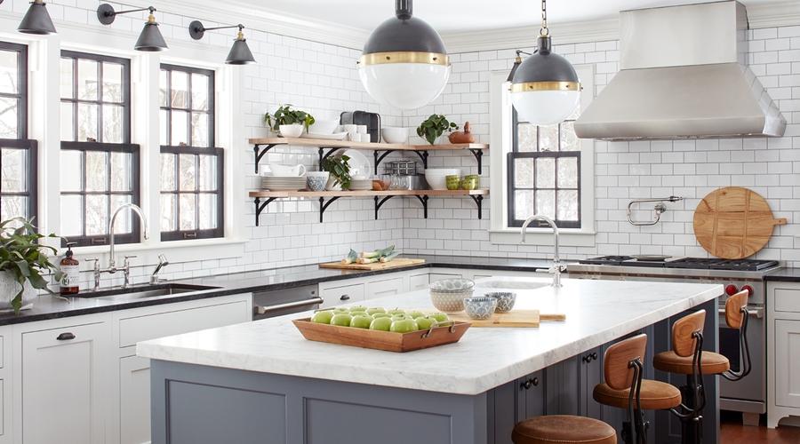 wystrój wnętrz, wnętrza, urządzanie mieszkania, dom, home decor, dekoracje, aranżacje, styl klasyczny, classic style, styl retro, kuchnia, kitchen