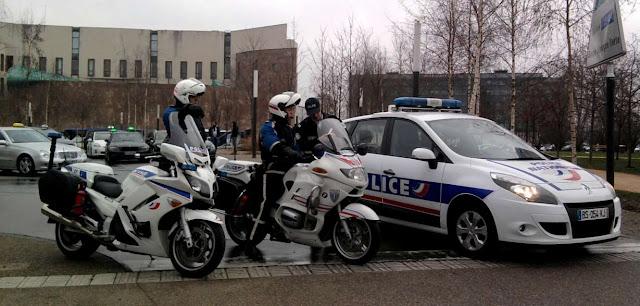 Policia y Derecho Procesal Penal