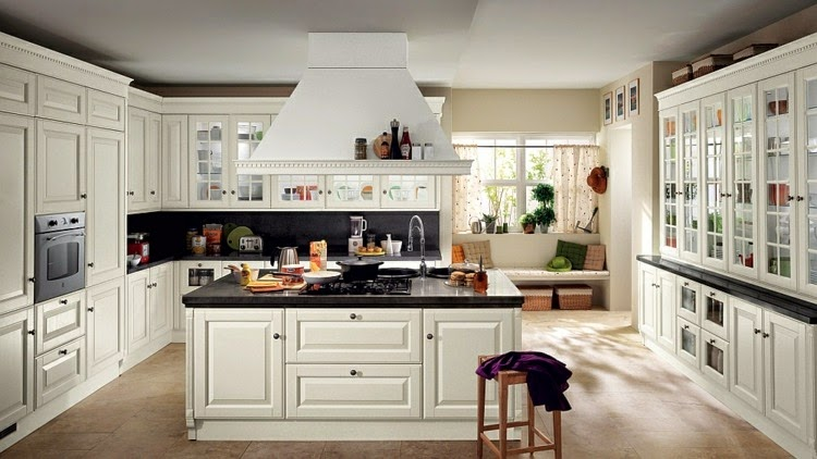 15 Charming Italian Kitchen Design Ideas In Country Style