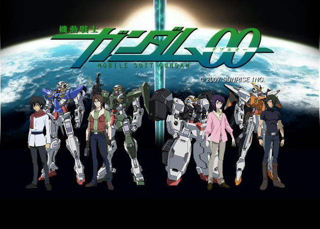 Mobile Suit Gundam 00 Season 2 Subtitle Indonesia