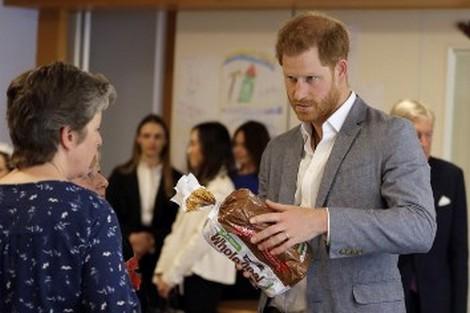 الأمير هاري يقبل تعويضا ضخما من وكالة إخبارية نشرت صورا لمنزله