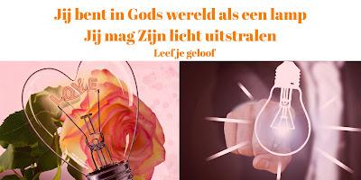 Leef je geloof: Jij bent Gods lichtdrager, Hillie Snoeijer